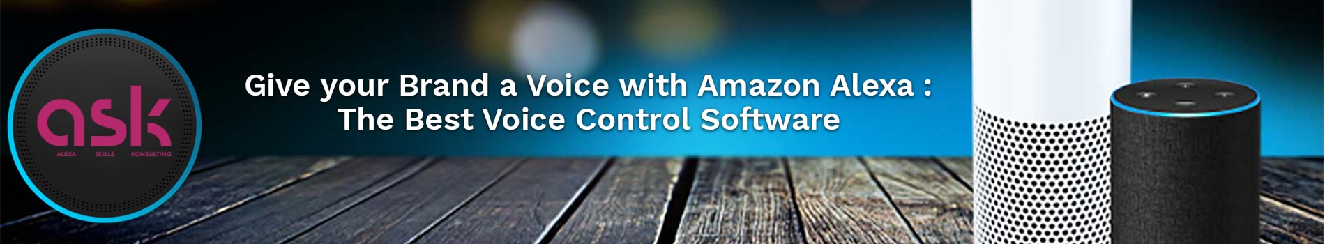 Custom Voice Automation Solutions with Amazon Alexa