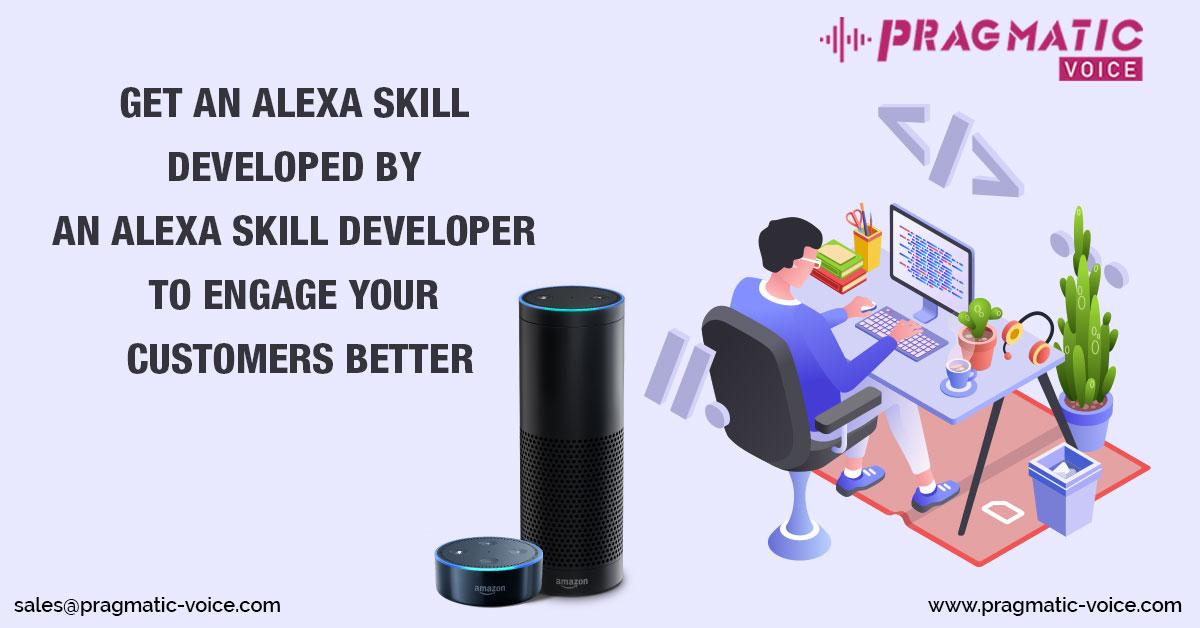Alexa Skill Developer