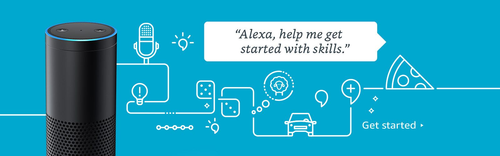 Amazon Alexa Skill Development