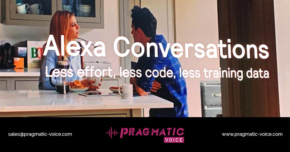 Alexa Conversations